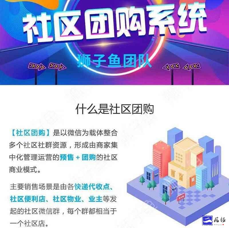 新狮子鱼社区团购商城系统小程序16.1.0独立版+前端插图