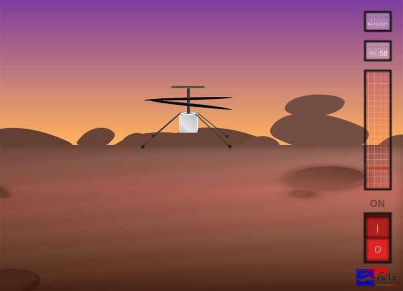 3D直升飞机飞行调试场景特效插图